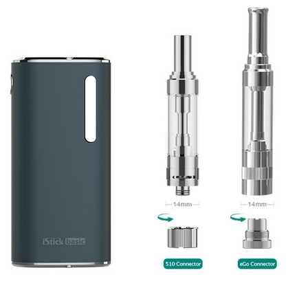 the feature of istick basic starter kit 510 thread