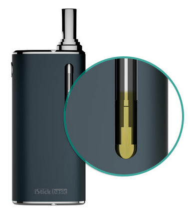 istick basic liquid window adding liquid