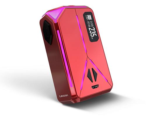 Eleaf Lexicon Kit with ELLO Duro Atomizer