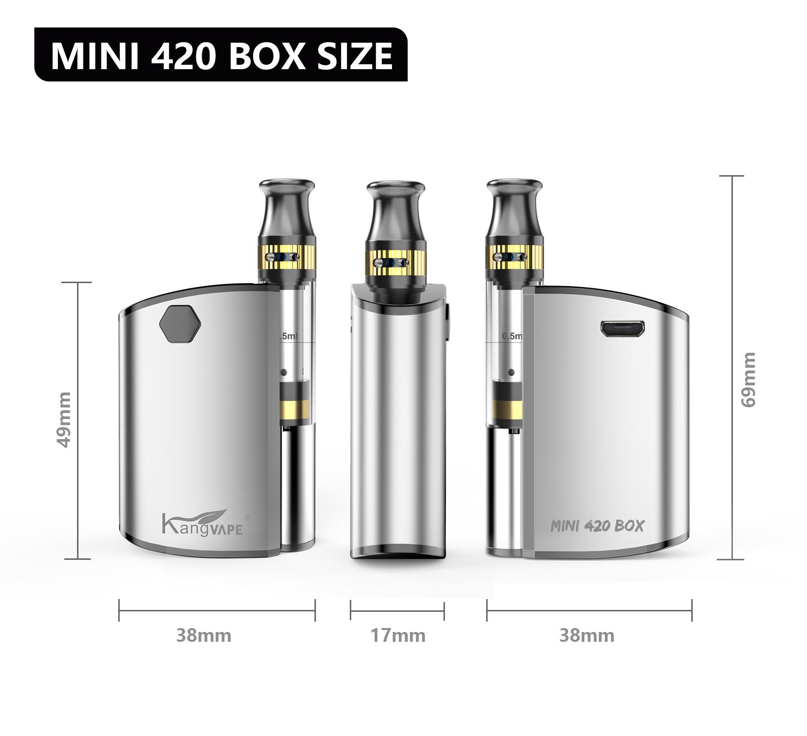 mini 420 box