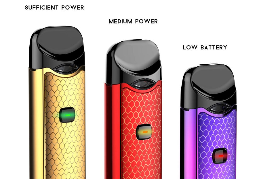 smok NORD KIT built-in battery
