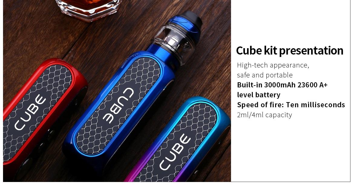 OBS Cube Kit