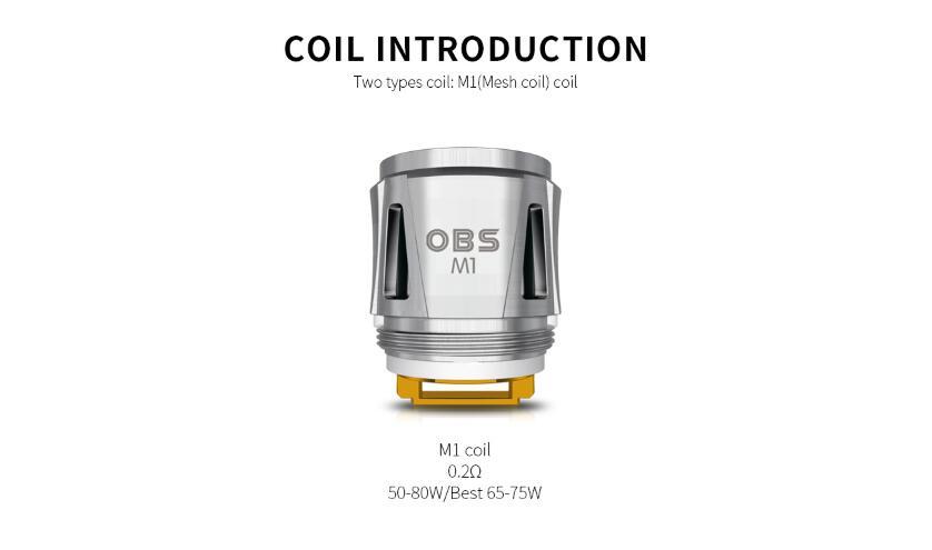 M1 Mesh Coil