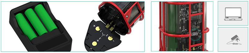 Wismec ES300 EXO SKELETON Kit worth $63.2