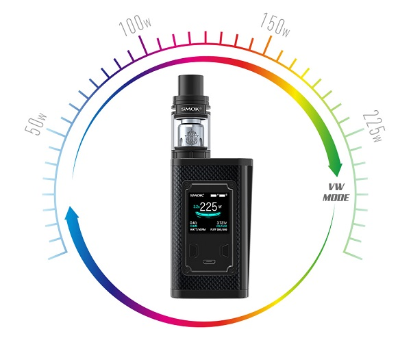 SMOK Majesty Carbon Fiber Starter Kit
