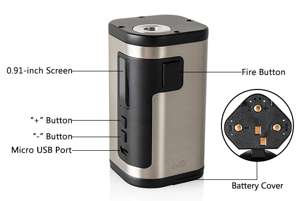 Eleaf iStick Tria Battery Box Mod