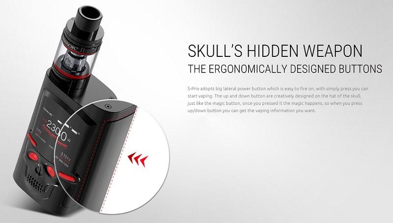 SMOK S-PRIV Kit online
