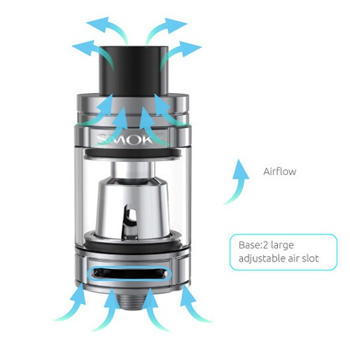 top quality tfv8 baby tank