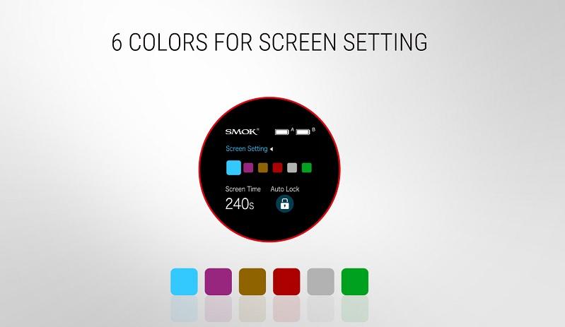 colorful SMOK S-PRIV Kit