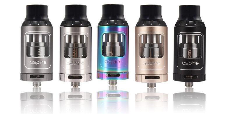 colorful Aspire Athos Tank