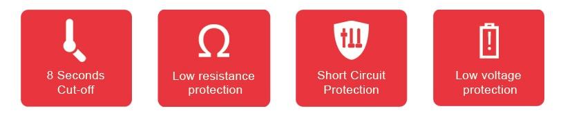 SMOK Stick X8 Kit with protection