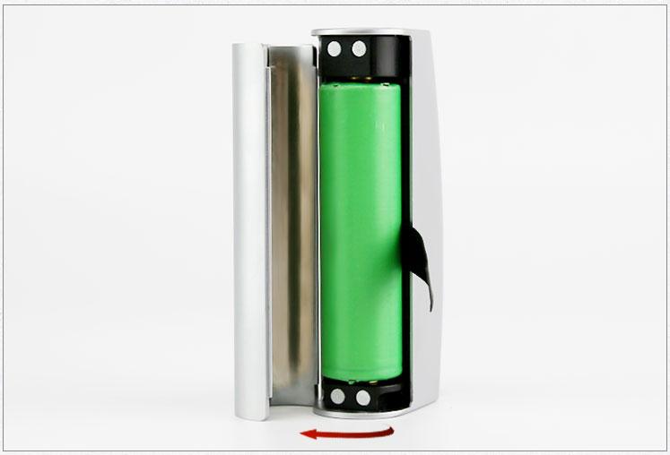Wismec Presa TC 75W Battery mod