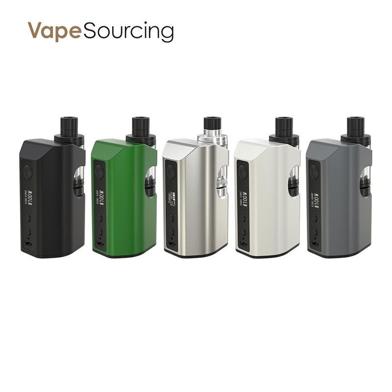eleaf aster RT with melo RT 22 kit