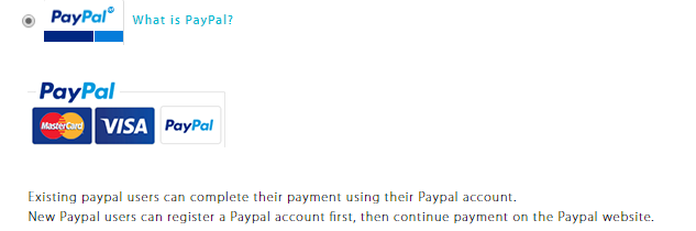 paypal payment in vapesourcing