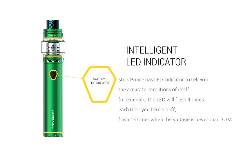 SMOK Stick Prince Kit review