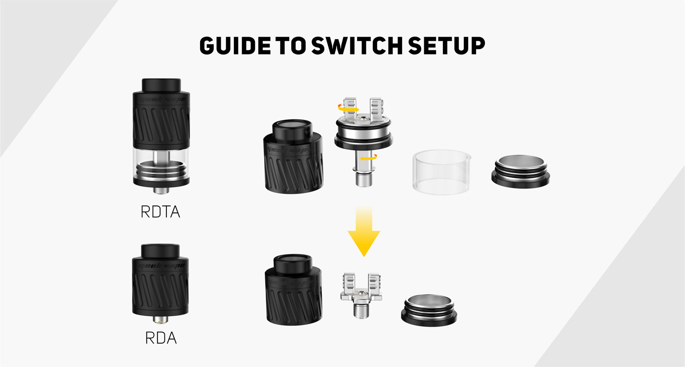 structure of Wismec GNOME Tank