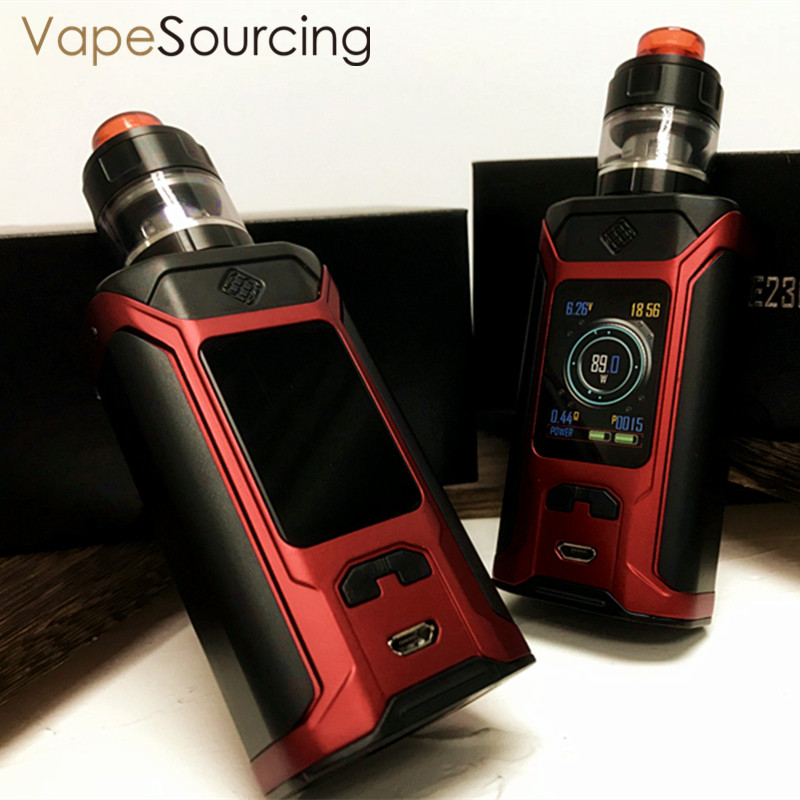 quality Wismec SINUOUS RAVAGE230 Kit
