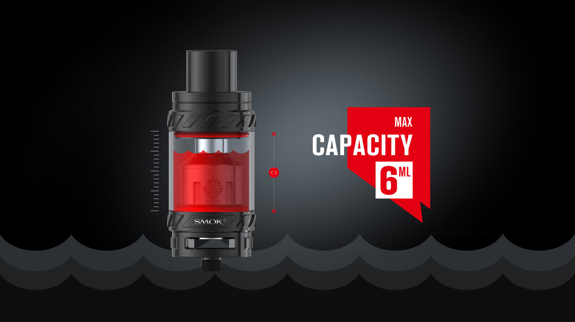 shop SMOK TFV12 Cloud Beast King Tank in Vapesourcing