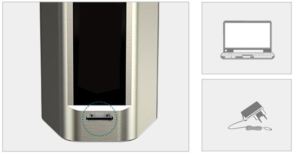 Charging Wismec Reuleaux RXmini Kit
