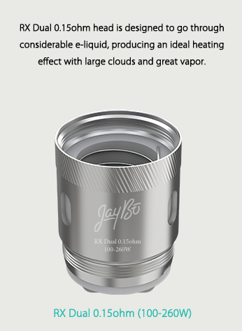cheap Wismec RX Series Heads in Vapesourcing