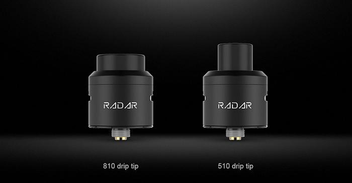 810 & 510 drip tips