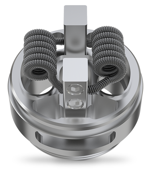 Eleaf ERL RBA Head set in Vapesourcing