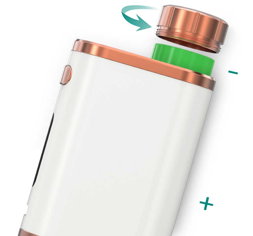 eleaf istick pico kit with 18650 cell