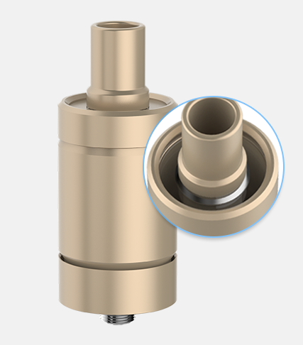 the side look of the joyetech eVic-VTC Mini Tron-T Atomizer