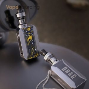 VOOPOO Drag Fans Do Not Miss Drag Baby Trio And ALPHA Zip Mini
