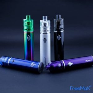 What's The Highlight Of Freemax GEMM 80W Starter Kit?
