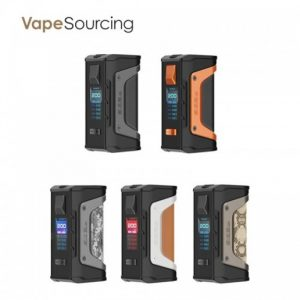 GeekVape Aegis Legend TC Box Mod VS Vapor Storm Puma TC Box Mod