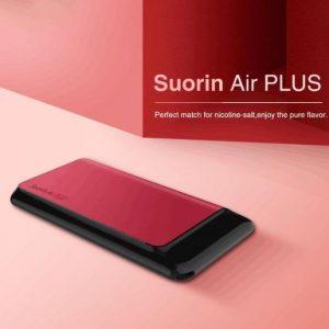 The First Card Style Vape Pod Kit: Suorin Air Plus Kit 930mAh