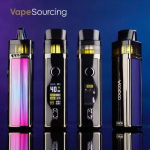 What's The Mod Vape Kit? VOOPOO VINCI And VINCI R Will Tell You!