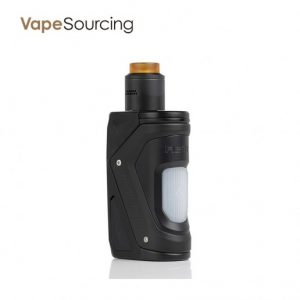 GeekVape Aegis Squonker Kit Coming with AS-100 Chipset
