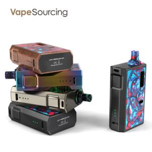 Does The IJOY New Products Will Catch Your Eyes?