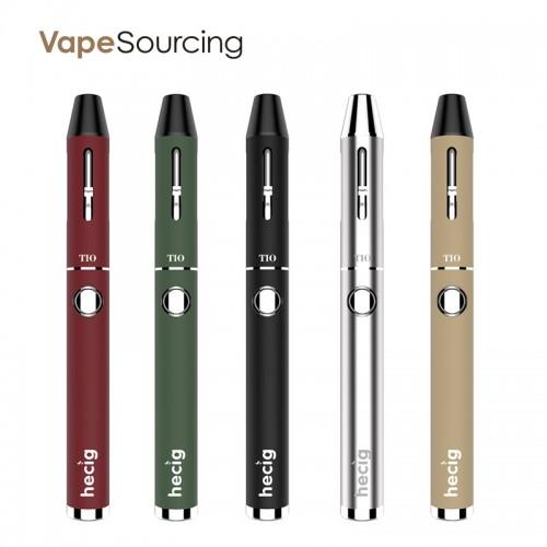 Hecig TIO Wax Pen Vaporizer