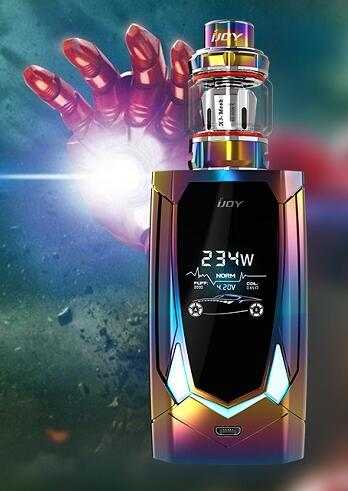 IJOY Avenger 270 Kit review
