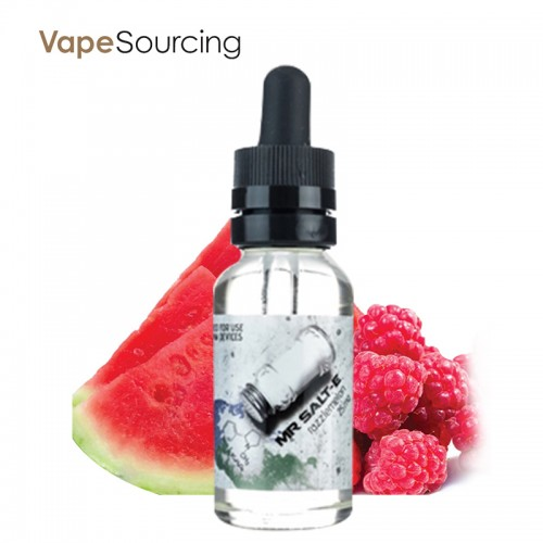 Mr Salt E Razzlemelon E-liquid