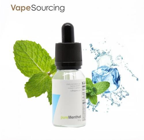 MyVapors E-Juice Pure Menthol
