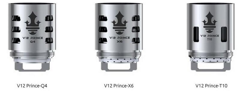 TFV12 PRINCE Replacement Coil with best price