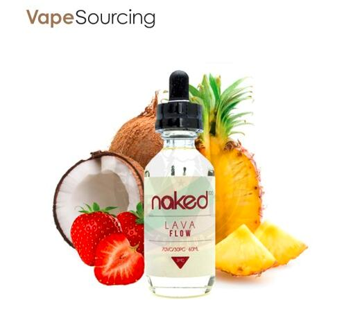 cheap Naked 100 Lava Flow