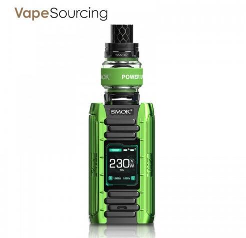 green smok e-priv