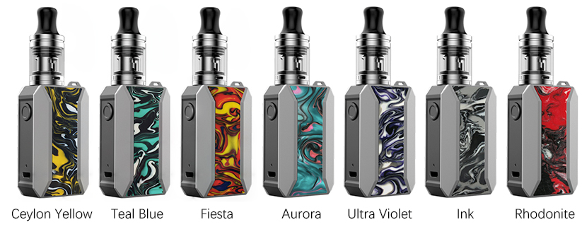 VOOPOO Drag Baby Trio colors