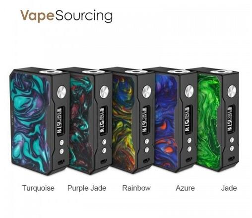 voopoo drag mod resin edition